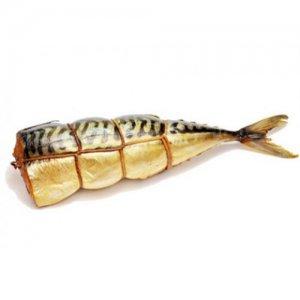 <p><strong>Скумбрия копченая<br />Macrou afumat&nbsp;<br />Smoked mackerel<br /></strong></p>