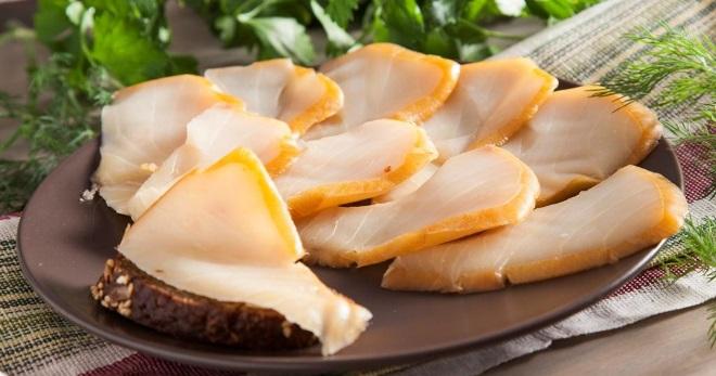 Скидка!!! Эсколар (масляная рыба) горячего копчения!